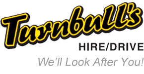 Turnbulls Hire Drive - We'll look after you!